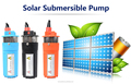 solar pv power small deep well water solar water pump system YM2440-30