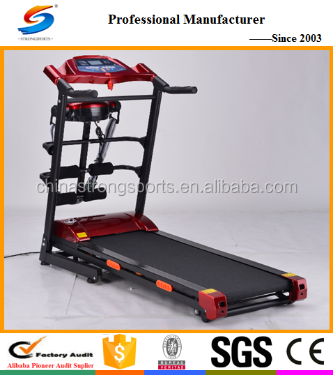 TM003B Hot Sell Motorized Treadmill and Fitness Treadmill as seen on tv/ New Design Home GYM Equipment for home exercise