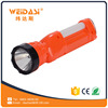 wholesale cheap plastic super bright rechargeable flashlight