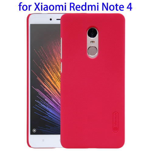 Business Design, Reliable Quality Simply Fashion PC Protective Case Back Cover for Xiaomi Redmi Note 4