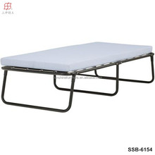 Steel Frame Cot Single Folding Military Army Camping Bed