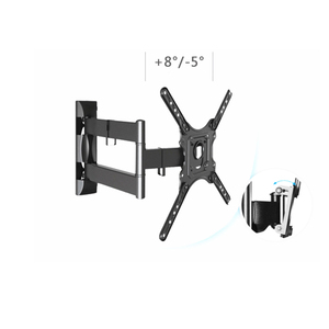 "Full Motion Tilt and Swing TV Bracket For 26""-55"" LCD TV Wall Mount With Extendable Arm bracket tv"