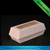 high quality customized food grade hot dog box wholesale