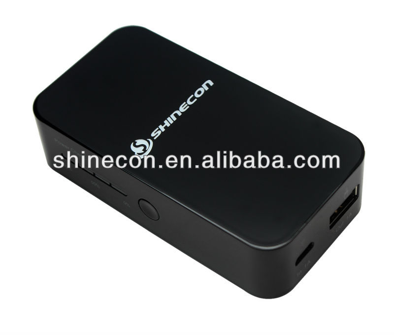 2013New coming portable mobile power supply/ power pack for handphone