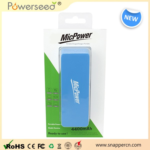 China top ten selling products 500 circles times 2400mah battery charger portable power bank
