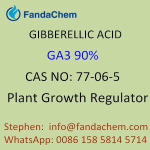 gibberellic acid ( GA3 ) 90%, cas no. 77-06-5