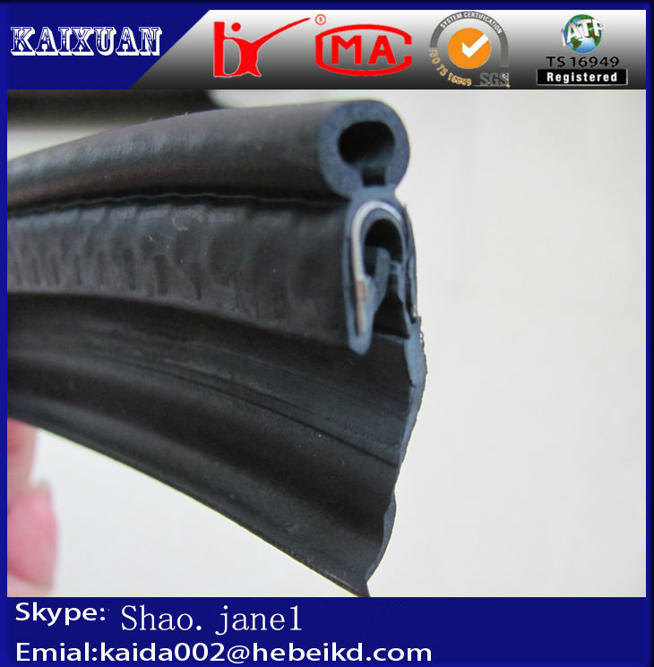 Well performenced hydraulic rubber water stop strip