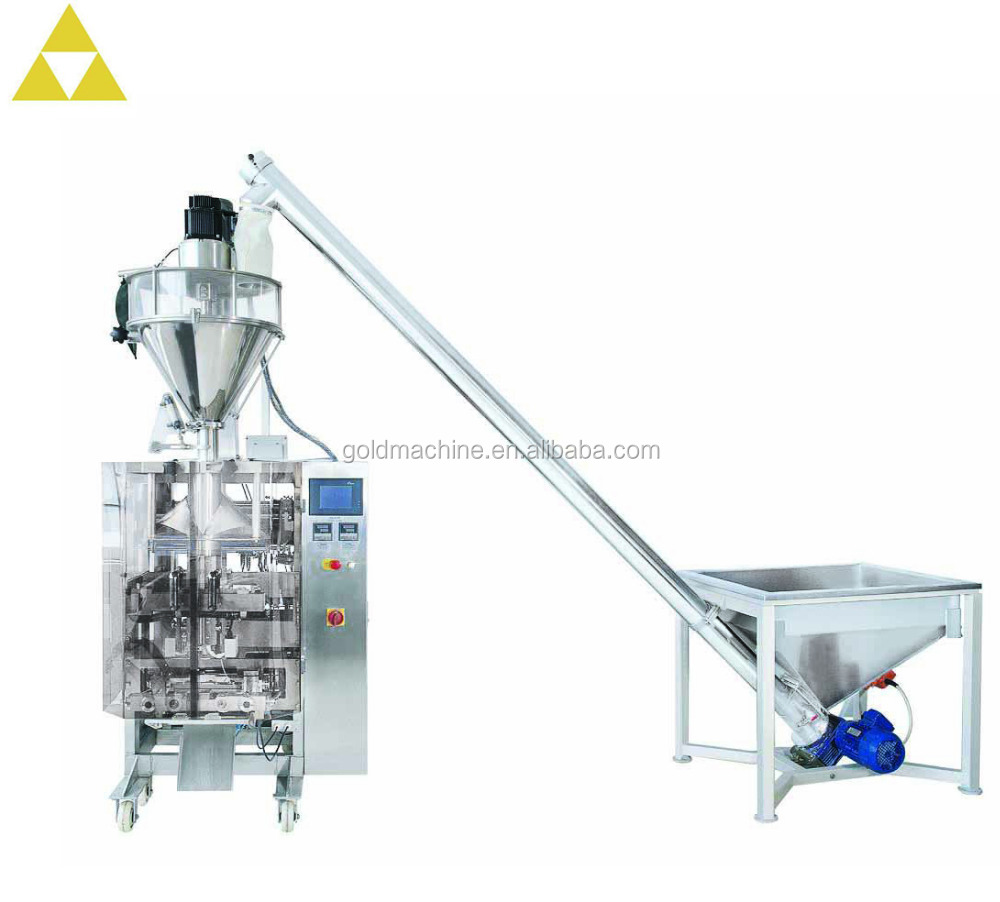 JMFL-420 automatic detergent washing powder filling packing machine