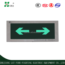 LED subway emergency light exit sign with perfect design