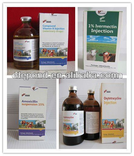 Oxytetracycline Injection 20%/injectable hcg/antibiotic injection