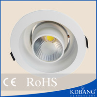 Commercial COB 10w 12w 15w led ceiling mount light
