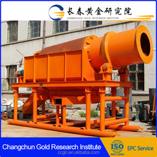 Hot sale mini washing trommel river gold mining equipment