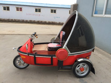 remote controll 48v electric TEB-71 three wheels e trike three wheel bike passenger, 48V bubble