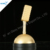 Quality Golden Metal Microphone Trophy For Award