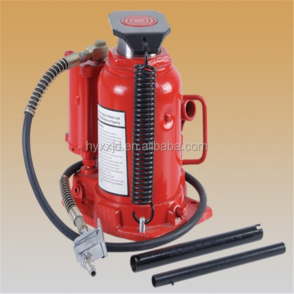 air jack hydraulic pump transmission