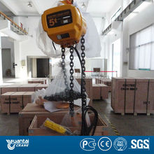 new machinery used 5 ton electric chain hoist