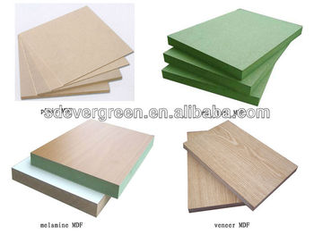hot-sale 4x8ft mdf wood