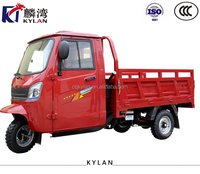 Kylan High Quality 200CC Three Wheel Cargo / Truck Tricycle Motorcycle / Three Wheeler
