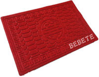 high quality tractor rubber mat for entrance use