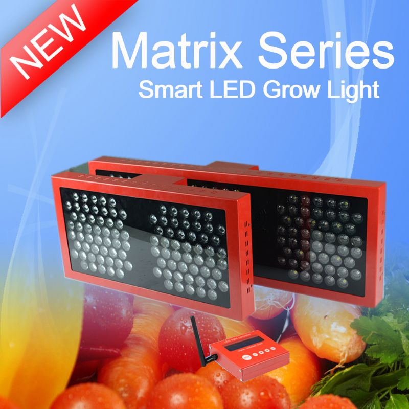 2013 NEW Matrix 120w grow light 3w led chip 600nm,looking for distributor