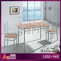 1202-14S cheap 4 person rectangle marble dining table