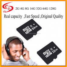 Real Capacity Class 10 128gb 64gb SD Card Memory , TaiWan Sd tf Memory Card 2gb 4gb 8gb 16gb 32gb