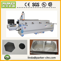 aluminium door machinery aluminum lock hole processing machine for door windows