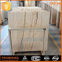 China factory price natural stone emperador marble door threshold