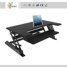 adjustable desk riser height adjustable desk frame sit stand desk