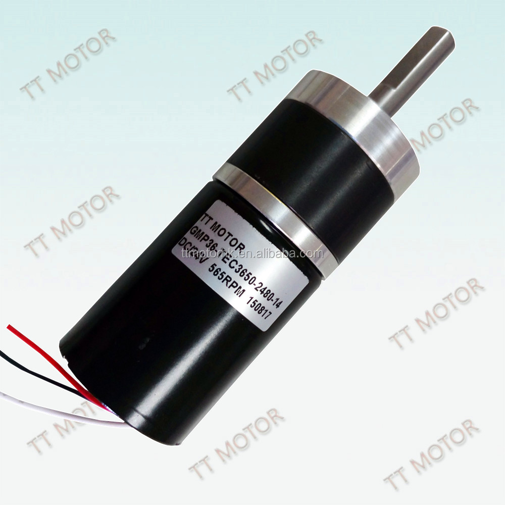 30kg.cm torque max small brushless dc motor