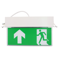 fire extinguisher signs SAA CE ROHS 3 years warranty led acrylic exit sign led emergency exit sign