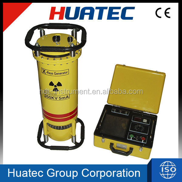 XXH-3505 Panoramic radiation portable X-ray flaw detector for welding testing