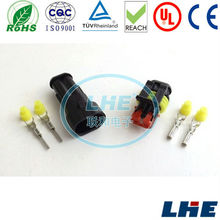 dj7021-1.5-21 electrical connector pbt gf15 gf20 gf30