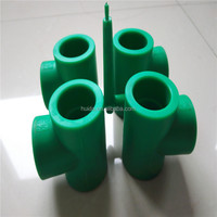 water supply system mould famale tee mould PPR pipe fitting mould
