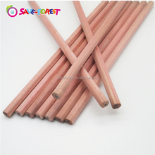 High Quality Nature Basswood Pencil Hexagonal Wooden Pencil