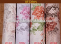 hot sale popular pvc 3d wall paper waterproof high quality best price 3d effect wallpaper flowers for home decoration