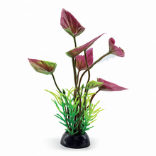 Wholesale Aquarium Decorations Cheap Artificial Landscape Plants