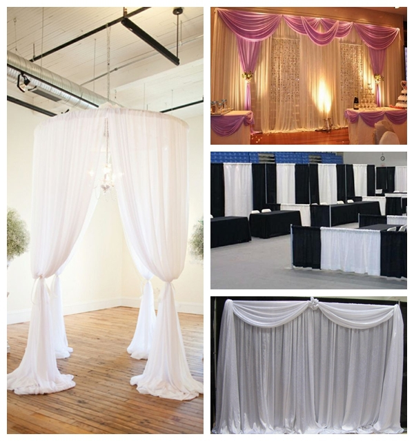 Portable photo booth case | wholesale pipe and drape system