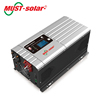 Power inverter 230v 12v 5kw 6kw with battery charger inverter for solar system