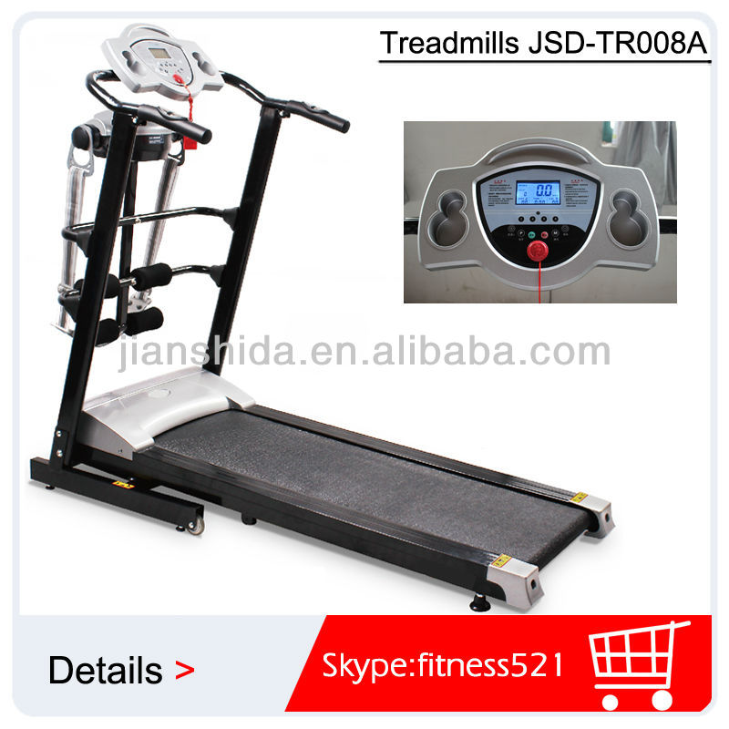 1.5HP Fitness Machine Cheap Running Machine with Heart rate