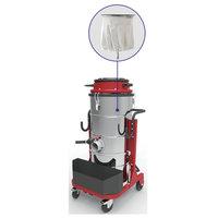 220V single phase A120non-clogging electric floor grinding vacuum cleaner with CE ISO