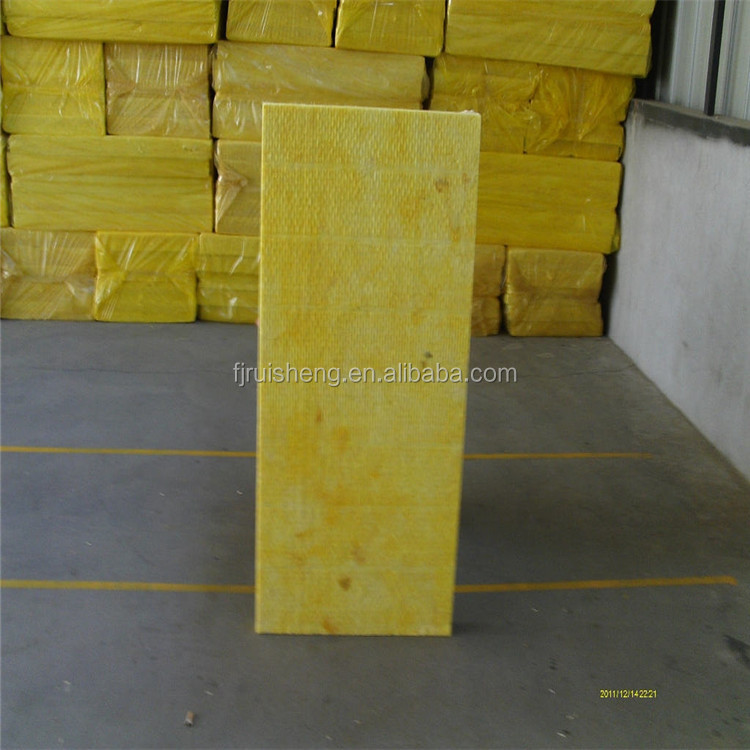 Thermal Conductive Fiber Glass Wool Insulation