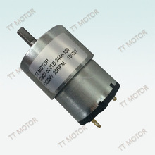 grill motor with spur gearbox for elevator or air compressor