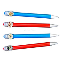 Novel design of advertising custom ballpoint pens/advertising wholesale cartoon pens