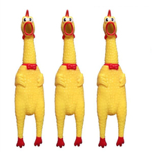 Hot sale in America pet tpr toys funny Screaming chicken pet toys import for dog wholesale