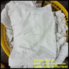 White Industrial Cleaning Cotton Rags Recyled
