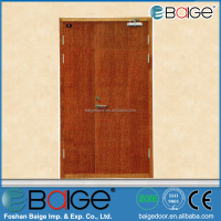 Hotel Metal 2 Hours Fire Rated Steel Doors