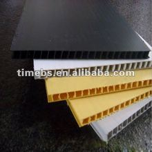High density 10mm corrugated plastic board