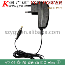 AC/DC 12V1A LED strips CCTV camera power adaptor