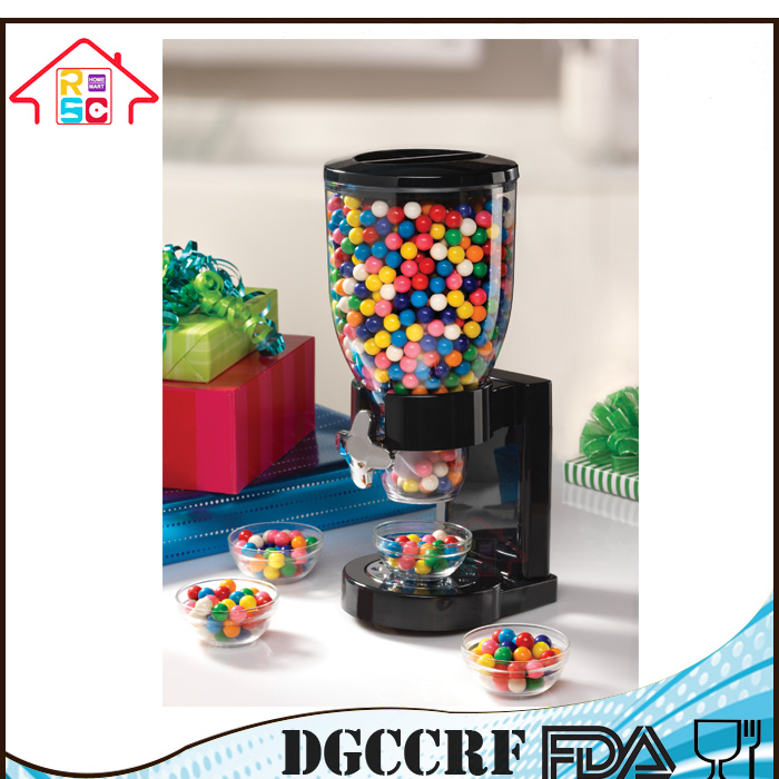 Plastic Bulk Cereal Food Dispenser